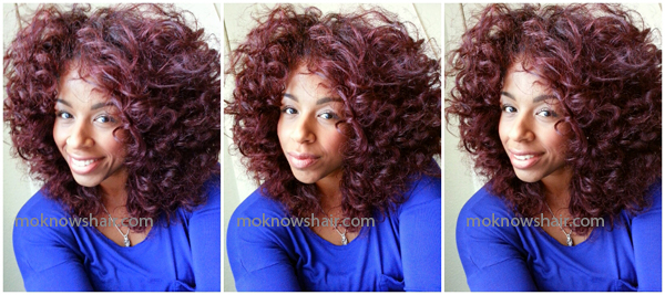 Mo Knows Hair Twist Out | highly textured natural hair