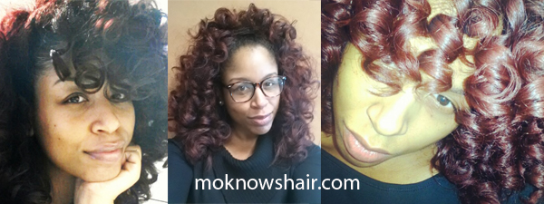 Learn How To Use Perm Rods To Create Voluminous Curls On