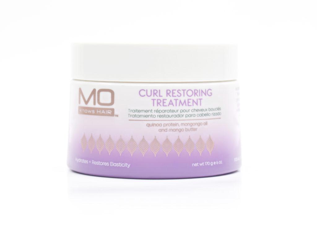 Curl Restoring Treatment Moknowshair